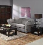 Sofa 3-osobowa w jasnej tkaninie Classic