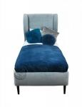 Łóżko 90x200 w stylu francuskim Frou Frou