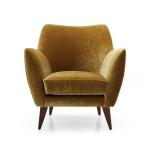 Meble vintage komfortowy fotel Split
