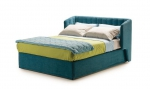 Łóżko z zausznikami Ramona