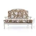 Luksusowa sofa w stylu Ludwika Filipa- Grace