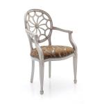 Oryginalne włoskie krzesło Sole