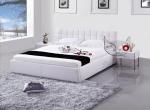 Łóżko w stylu loft Lucas