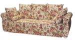 Sofa z funkcją spania English Rose 240 cm