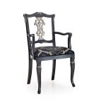 Lekkie krzesło weneckie Ducale