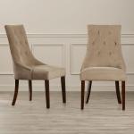 Tapicerowane krzesło Arana