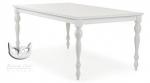 Biały Stół Loui 230x100 cm