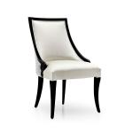 Profilowane wygodne krzesło Aria