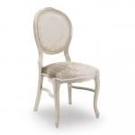 Klasyczne w stylu renesansowym krzesło Kiev
