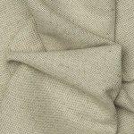 Len z bawełną tkanina szeroka na 140 cm LEN 50143/SZ-B