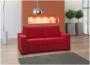Sofa z funkcją spania codziennego RUBY