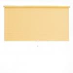 Roleta Klasyczna Samozwijająca - Żółty (Dimout)