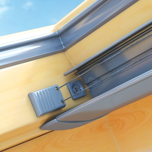 Plisa okienna do okien dachowych | sklep internetowy Olmark