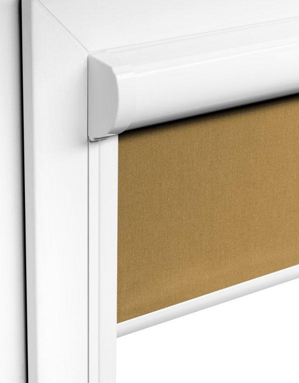Efektowne zasłanianie okien roletami Vario Lux jest w Twoim zasięgu