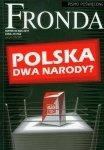 Fronda 60 Polska dwa narody?