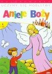 Uczymy się modlitwy Aniele Boży Kolorowanka