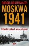Moskwa 1941 Największa bitwa II wojny światowej
