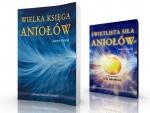 Wielka księga Aniołów + Karty Świetlista siła aniołów