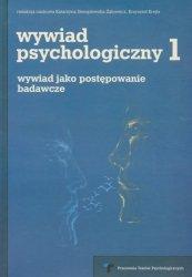 Wywiad psychologiczny 1