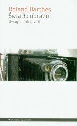 Światło obrazu Uwagi o fotografii
