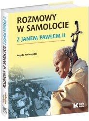 Rozmowy w samolocie z Janem Pawłem II