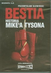 Bestia Historia Mike'a Tysona Audiobook