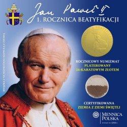 Jan Paweł II 1 Rocznica Beatyfikacji