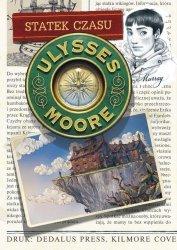 Ulysses Moore 13 Statek czasu