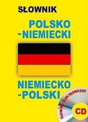 Słownik polsko-niemiecki • niemiecko-polski + CD (wersja elektroniczna)
