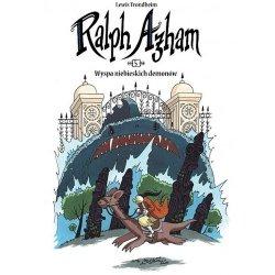 Ralph Azham - 5 - Wyspa niebieskich demonów
