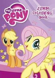 Duża kolorowanka. My Little Pony