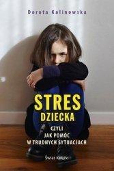 Stres dziecka czyli jak pomóc w trudnych sytuacjach