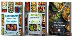 Lunchbox na każdy dzień Przepisy inspirowane japońskim bento Roślinny lunchbox dla każdego