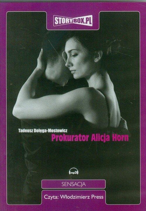 Prokurator Alicja Horn Audiobook
