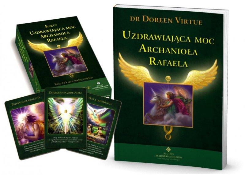 Uzdrawiająca moc Archanioła Rafaela + Karty
