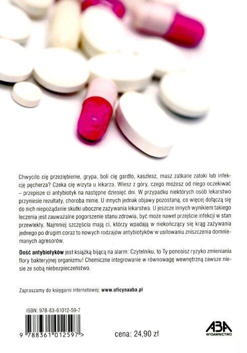 Dość antybiotyków