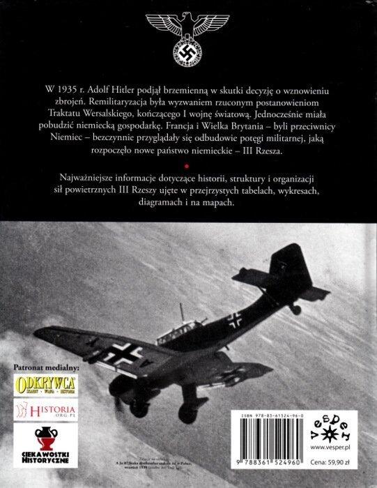 Luftwaffe 1933-1945. Fakty, liczby i dane statystyczne
