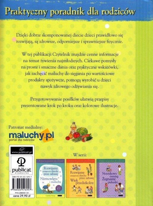 Nakarmić dziecko Przepisy na zdrowe i kolorowe posiłki