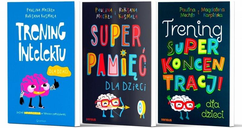 Trening superkoncentracji dla dzieci Superpamięć dla dzieci Trening intelektu dla dzieci