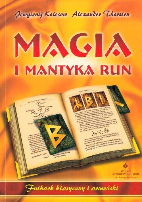 Magia i mantyka run: futhark klasyczny i armeński