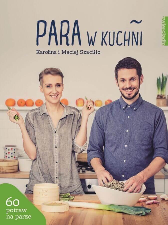 Para w kuchni 60 potraw na parze