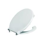 WC Sitz mit mit Hygiene Öffnung passend zu Wand- und Stand-WC für barrierefreies Bad GEBERIT