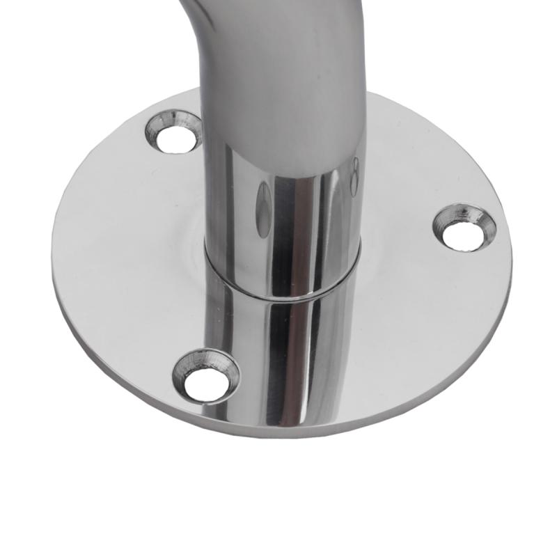 Haltegriff für barrierefreies Bad 100 cm aus rostfreiem Edelstahl ⌀ 32 mm