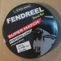 ŻYŁKA FENDREEL 0,128mm 150mt  COLMIC