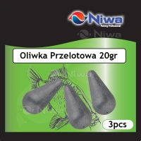 Oliwka Przelotowa 20gr (3sz/op)