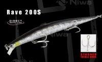 WOBLER RAVE 200S (MUGGINE)