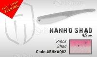PRZYNĘTA NANHO SHAD  4,5cm   (Pink Shad)