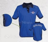 POLO COLMIC OFFICIAL TEAM (BLUE) roz. L