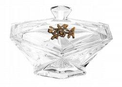 Cukiernica kryształowa czeski kryształ