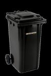 Pojemnik na odpady 240l SSI (czarny) ssi-schaefer